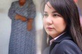 «Ашынған ана»: Түркістанда өтемақы алмай үйінен қуылып жатқан әйел өзіне пышақ ала жүгірді (ВИДЕО)