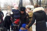 Ақтөбе қаласындағы балабақшадан өрт шықты (ВИДЕО)