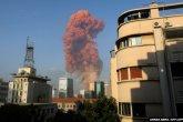 Бейрут қаласындағы жарылыстан Қазақстан елшілігінің ғимараты зақымданды (ВИДЕО)