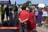 Ауыл әкімін сайлауға бармаймыз: Алматы облысында тұрғындар шу шығарды (ВИДЕО)