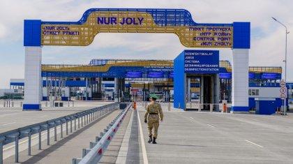 Алматы облысында «Нұр жолы» автокөлік өткізу пункті ашылды