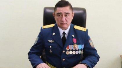 Алматы облыстық ТЖД-ға жаңа басшы тағайындалды