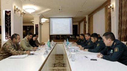 Военные Казахстана и Пакистана проведут совместные учения