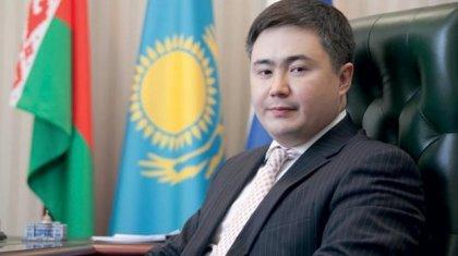 Тимур Сүлейменов президент көмекшісі боп тағайындалды