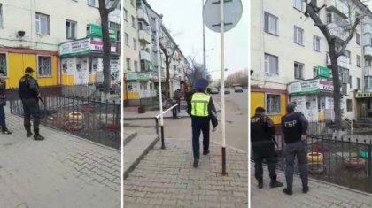 Нұр-Сұлтан полициясы ломбардқа шабуыл жасағандар бірнеше адамды кепілге алды деген мәліметті растамады