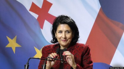 Зуравишвили, Грузия президенті: «Мәскеу абхаз халқын, мәдениеті мен тілін орыстандырып жатыр»