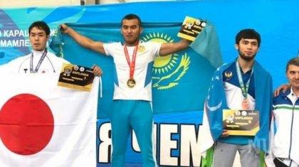 Шардаралықтар Азия чемпионатында 36 алтын жеңіп алды