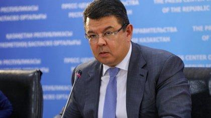 Қанат Бозымбаев: «Қазақстанға мұнай өңдеу зауыты қажет емес»