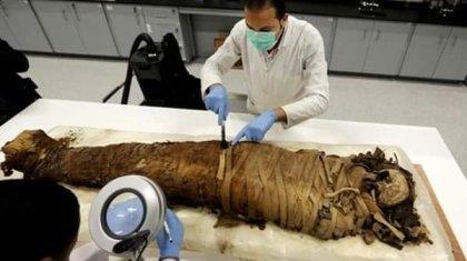 Египеттік мумиялардың түріктектес екені анықталды