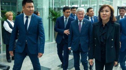 "Динара Құлыбаева ""Astana IT Universіty"" атты жаңа оқу орнын ашты"
