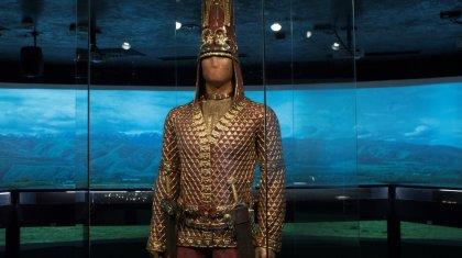 Алтын Адам – Малайзияда (ФОТО)