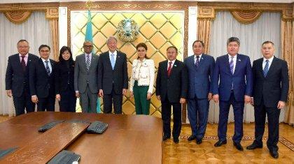 Дариға Назарбаева Сингапурды Қазақстанға инвестиция салуға шақырды