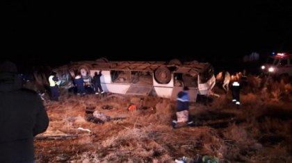 «Қызылорда-Құмкөл» тас жолындағы апатқа қатысты жаңа деректер шықты