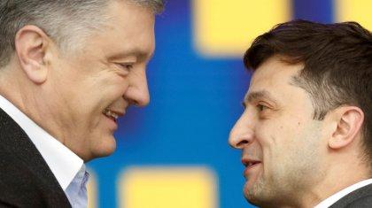 «Путинге ешқашан сенуге болмайды!»: Порошенко Зеленскийге кеңес берді