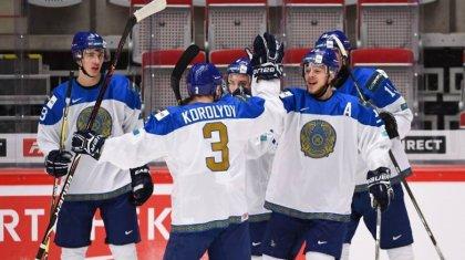 Хоккейден Чехияда өтіп жатқан әлем чемпионатында Қазақстан жастары жеңілді