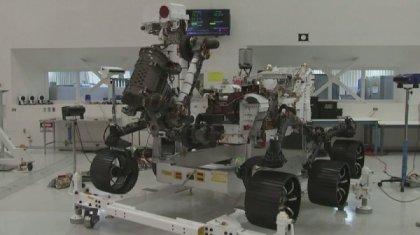 NASA ғарыш агенттігі Марстағы өмірді зерттейтін жаңа апаратты көрсетті