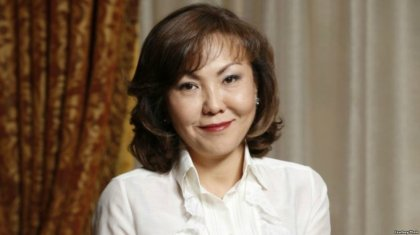 «Отбасының ауқаты – 6,4 млрд доллар»: Динара Құлыбаева Қазақстанның ең бай әйелі атанды