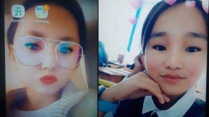 Алматы облысында 2 күн бұрын жоғалған оқушы қыздар табылды (ВИДЕО)