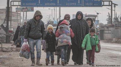 Лаңкестер салған лаң: Сирияның 7 миллионға жуық халқы әлемнің 45 елінде босып жүр