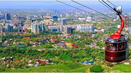 Алматы болашағы: даму мен дамыту жоспары (ФОТО)