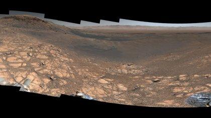 NASA Марста түсірілген құпия фотоларды жариялады (ВИДЕО)