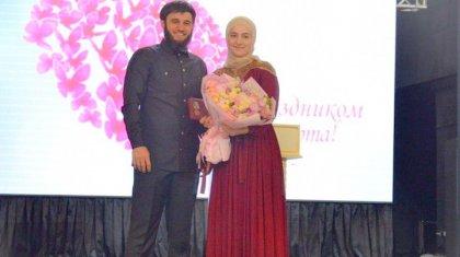 Рамзан Қадыров өз қызын «Шешен Республикасына сіңірген еңбегі үшін» медалімен марапаттады