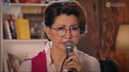 Тоқаев онлайн концерт берген Роза Рымбаеваға алғыс айтты