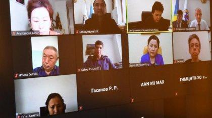 Ержан Бабақұмаров техникалық және кәсіптік білімі бар мамандарды даярлау бойынша комиссия отырысын өткізді
