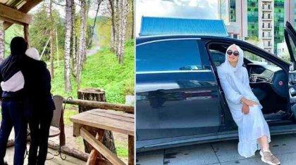 «Күйеуіңіз мұсылман болды ғой...»: Мөлдір Әуелбекова екінші рет тұрмыс құрып отыр