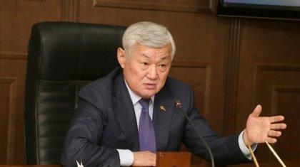 Бердібек Сапарбаев аудан әкімдеріне сөгіс жариялады