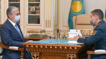 Тоқаев Қорғаныс министріне әскери қызметшілердің білім деңгейін көтеруді тапсырды
