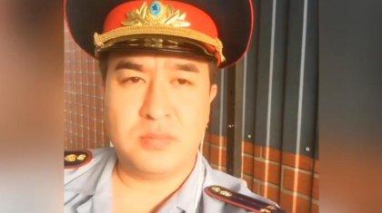 Алматы полициясы әнші Кенталдың ісіне қатысты мәлімдеме жасады