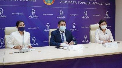 В семь раз уменьшилось количество пациентов с пневмонией в больницах Нур-Султана