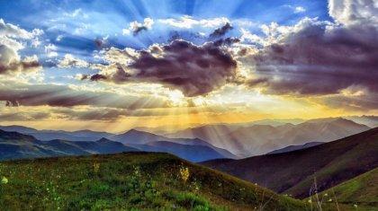 Алдағы демалыс күндерге арналған ауа райы болжамы