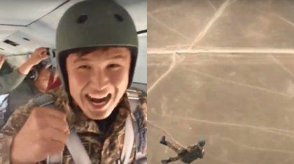 Ақтауда парашюті ашылмай қалған сарбазға Қорғаныс министрлігі тарапынан көмек көрсетілмегені рас па?
