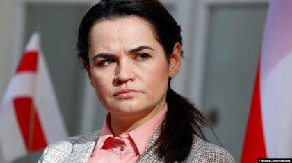 Беларусь оппозициясының жетекшісі Светлана Тихановскаяға мемлекетаралық іздеу жариялады