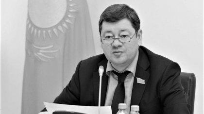 Депутат Глеб Щегельский өмірден озды