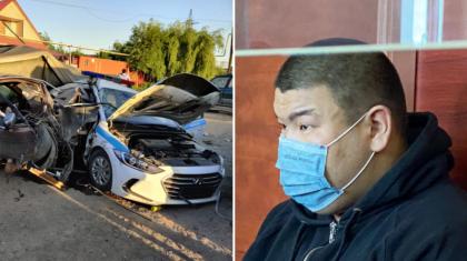 Блокбекеттегі жол апаты: алматылық экс-полицейге қатысты сот үкімі шықты (ВИДЕО)