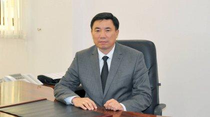 Азамат Әмрин ұлттық экономика вице-министрі болып тағайындалды