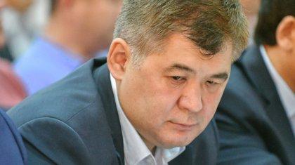 Елжан Біртанов үйқамаққа алынды