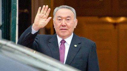 Бүгін Байденді сайлаудағы жеңісімен Назарбаев та құттықтады