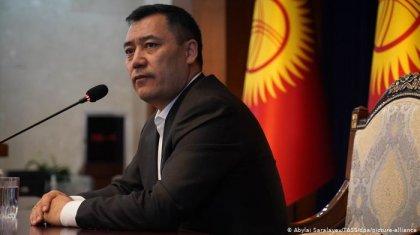 Садыр Жапаров: Қырғызстанның бір метрін де Қытайға бермейміз