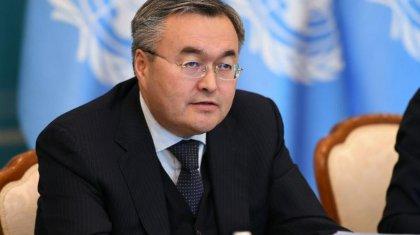 «Көк сиырдың шайнағаны»: Сыртқы істер министрі орыс депутаттарының мәлімдемелеріне түсінік берді