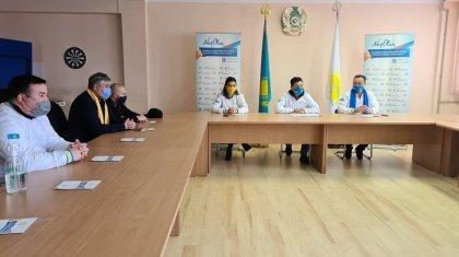 Nur Otan: мы держим руку на пульсе жизни Алматы