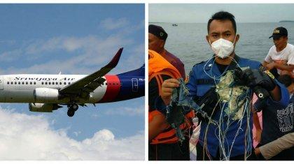 Индонезияда жолаушылары бар Boing ұшағы теңізге құлады