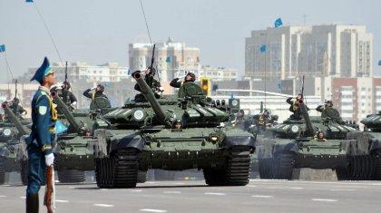 Қазақстан әскери күш-қуат жөніндегі рейтингте Өзбекстаннан қалып қойды