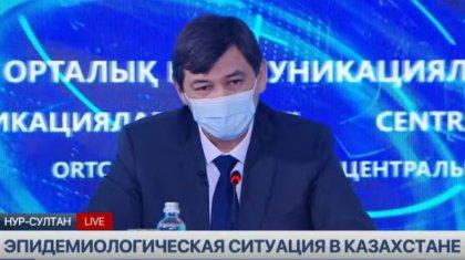 «Спутник V» вакцинасынан кейін иммунитет кем дегенде екі жыл сақталуы мүмкін» - Е.Қиясов