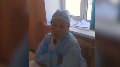БҚО тұрғыны медицина мамандарын «дөрекілік танытты» деп айыптады