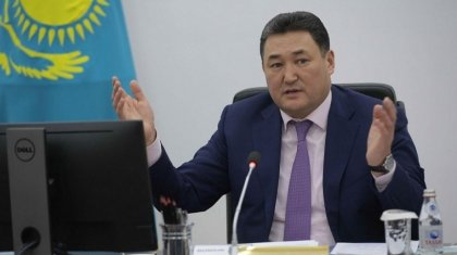 «Елмен біргемін»: Болат Бақауов қазақстандықтарға арнап жазба жариялады