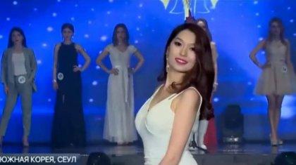 Қазақ қызы Оңтүстік Кореядағы сән байқауында жеңіске жетті (ВИДЕО)